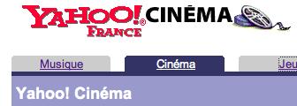 Yahoo! Cinéma