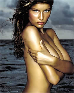 laetitia casta guess