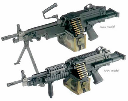 M-249 Squad Automatic Weapon