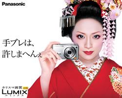 Lumix FX9