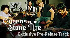 Queens of the stone age - pre-release