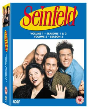 Seinfeld on DVD