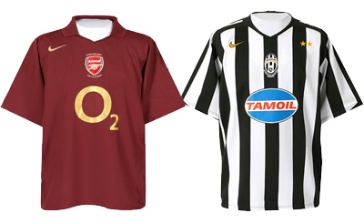 Arsenal - Juventus