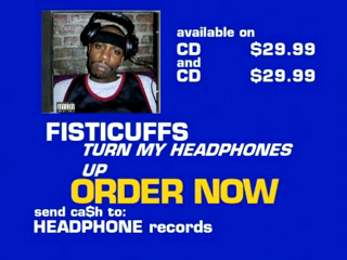 Fisticuffs - Turn my headphones up