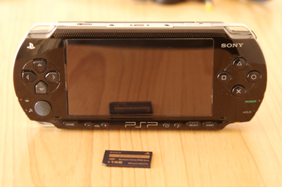 PSP sur ebay