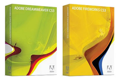 Dreamweaver Fireworks CS3