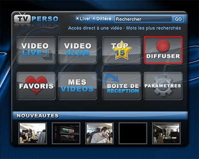 TV Perso Free