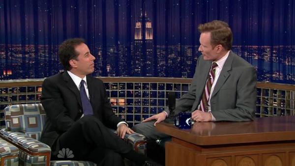 Conan O'Brien - Jerry Seinfeld