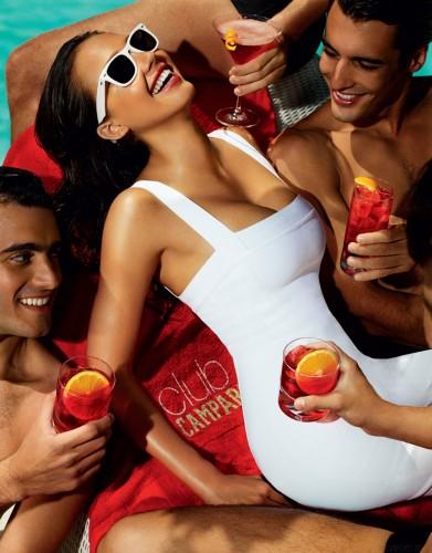 Jessica Alba - Campari Calendar 8