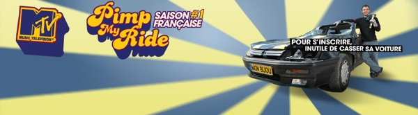 Pimp my ride saison française