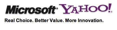 Microsoft - Yahoo!